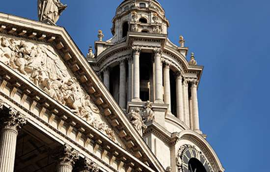 Image: St Paul's Cathedral