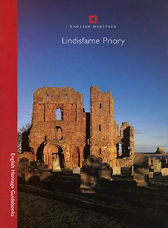 Lindisfarne Priory guidebook